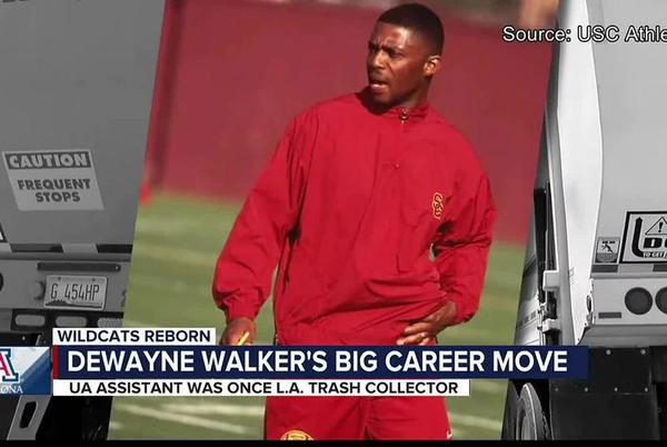 Picture for WILDCATS REBORN: DeWayne Walker's journey from trash man to football coach