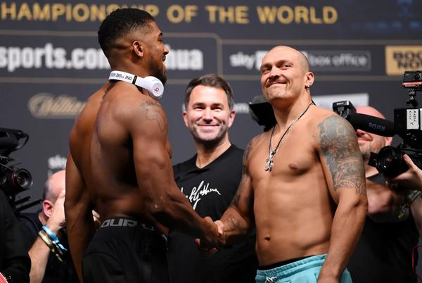 Picture for How to watch Anthony Joshua vs. Oleksandr Usyk live stream online, TV schedule, start time