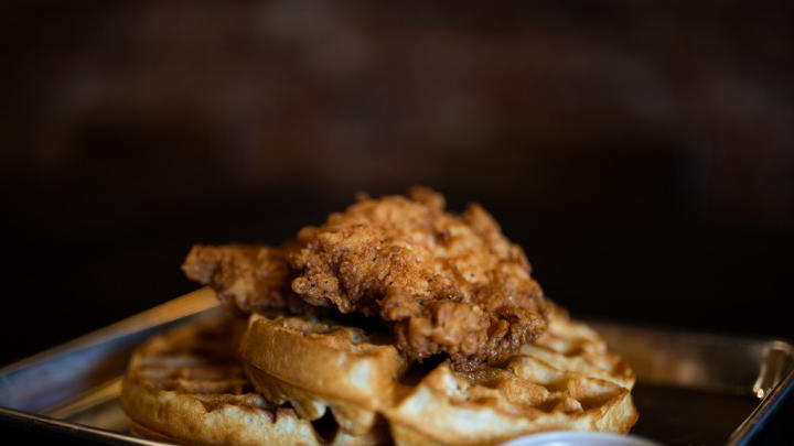 Cover for Great soul food is coming to Los Angeles. Will it be Kevin Johnson's latest successful venture?