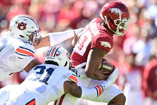 Picture for Reviewing pregame polls after Arkansas' 38-23 loss vs. Auburn