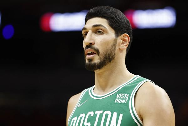 Picture for Celtics games pulled off air in China after Enes Kanter's comments on Tibet