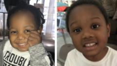 Cover for Amber Alert: Dallas boys, 2 and 4, believed to be with murder suspect found safe