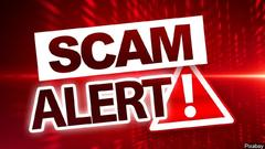Cover for SCAM ALERT: Illinois residents receiving unsolicited texts and emails pretending to the Secretary of State Office