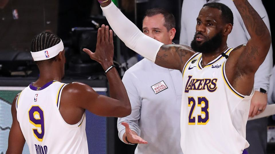 NBA Playoffs 2020: Discussing keys to Los Angeles Lakers ...
