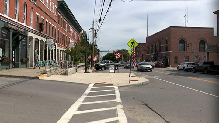Cover for Thomaston explores building Route 1 bypass