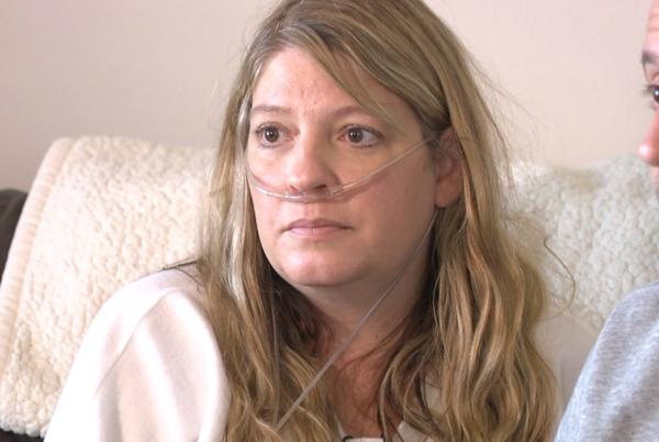 Picture for After 43 days in the hospital, 21 in the ICU knocking on death's door, Spokane woman urges others to get vaccinated