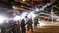 Cover for Officers resign from Portland, Oregon, protest response unit