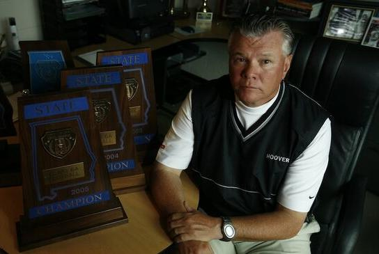 Picture for Former Hoover High Coach Rush Propst Hospitalized