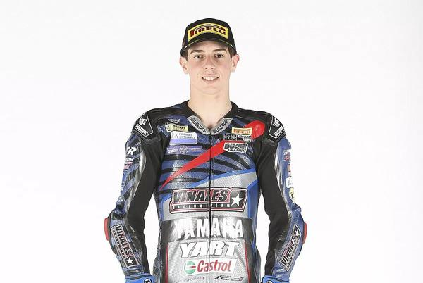 Picture for Supersport 300 rider Vinales dies after Jerez crash