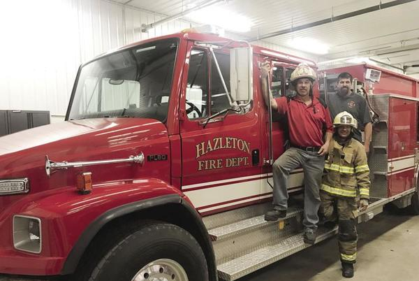 Picture for Hazleton Fire Department acquires replacements for aging vehicles, equipment