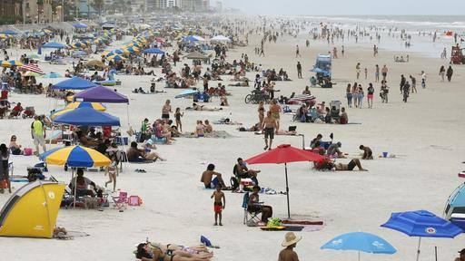 Volusia tourism officials embrace optimism in hard times | News Break