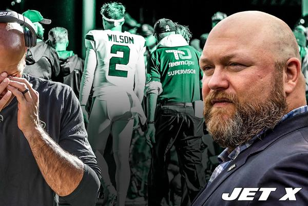 Picture for NY Jets' applauded 'process' is same reason criticism is now warranted
