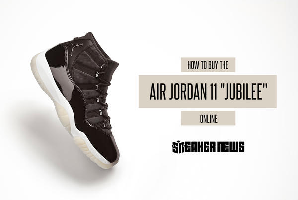 """Picture for How To Buy The Air Jordan 11 """"Jubilee"""" Online: A Guide To Scoring Ws On 2020's Biggest Release"""