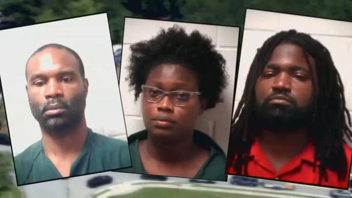 Cover for Judge denies bond for 3 accused of killing women, dumping bodies behind shopping center
