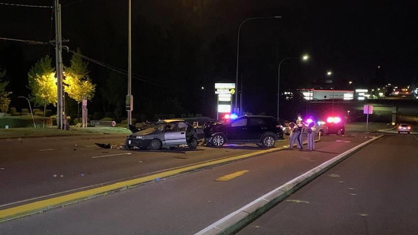 Picture for DUI suspected in head-on crash that killed passenger in Lynnwood