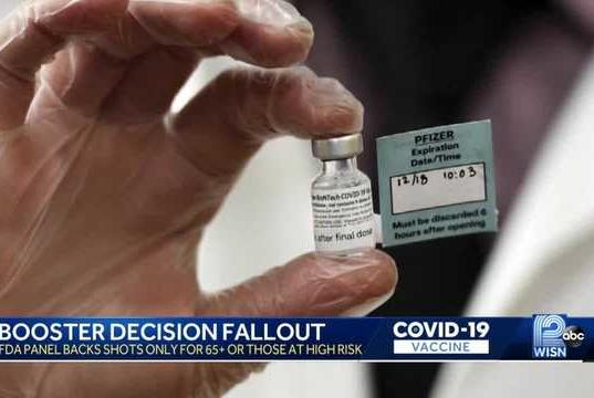 Picture for FDA panel rejects COVID-19 vaccine booster for most Americans, UWM doctors weigh in
