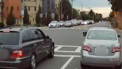 Cover for Passenger in vehicle opens fire on car waiting at Somerville stop light, police say