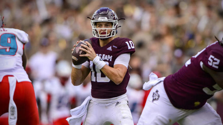 Cover for College football odds, lines, schedule for Week 4: Texas A&M opens as modest favorites over Arkansas