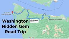 Cover for The Ultimate Washington Hidden Gem Road Trip Will Take You To 6 Incredible Little-Known Spots In The State