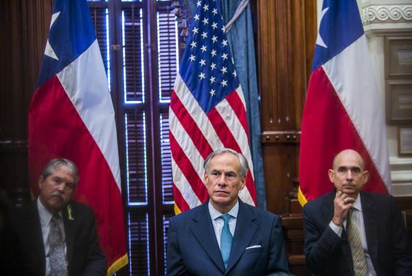 Picture for Fox News Host Confronts GOP Gov. Greg Abbott Over Texas Election Audit Cheered On by Trump