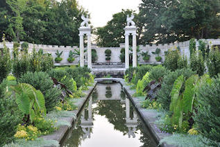 Picture for THURSDAY: Westchester Sketchers at Untermyer Park and Gardens in Yonkers, NY