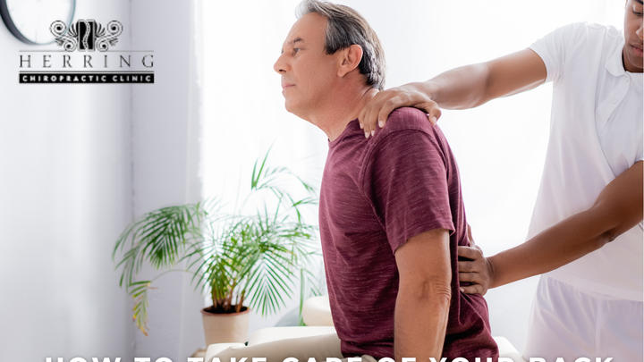 Cover for Chiropractor In Tallassee, AL| How to Take Care of Your Back