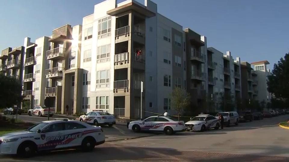 Picture for Man and woman found shot to death inside apartment in Spring area