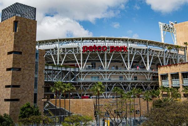 Picture for Mother and toddler fall to their deaths at San Diego Padres baseball stadium, police say
