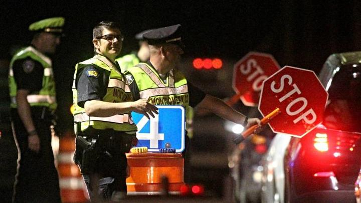 Cover for OVI checkpoints scheduled in Clark County tonight