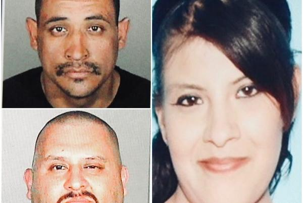 Picture for Tips from the public led to arrest of East L.A. father and son for 3 cold case murders