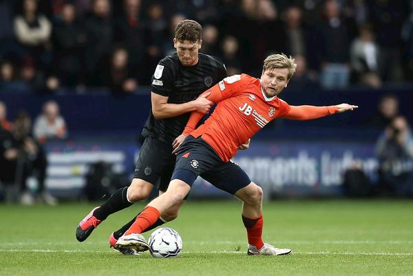 Picture for Match Gallery: Luton Town (A)