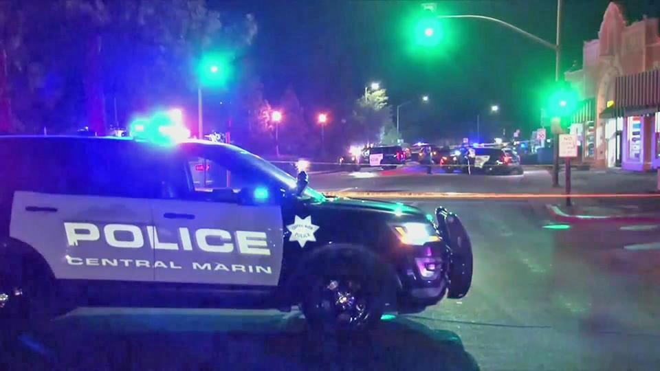 Picture for Two Dead, Four Wounded In Downtown San Rafael Late-Night Shooting