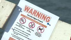 Cover for Blue-green algae warnings issued for 7 bodies of water in Kansas
