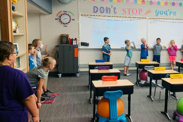 Picture for Great Bend school district works to 'Capture Kids' Hearts'