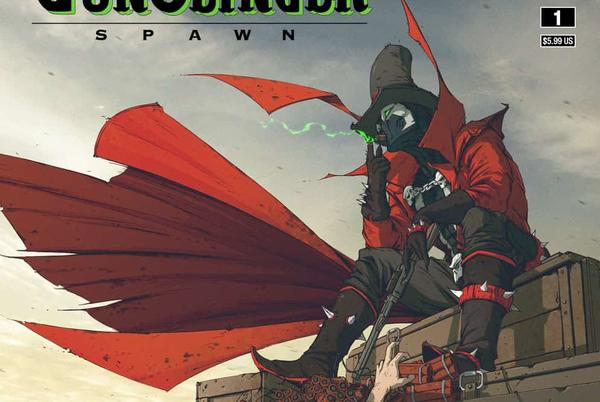 Picture for NEWS WATCH: Todd McFarlane Launches GUNSLINGER SPAWN