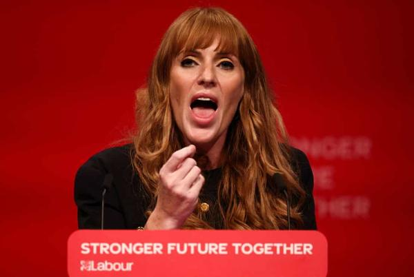 Picture for Angela Rayner sets out plans to boost workers' rights and end 'dodgy deals'