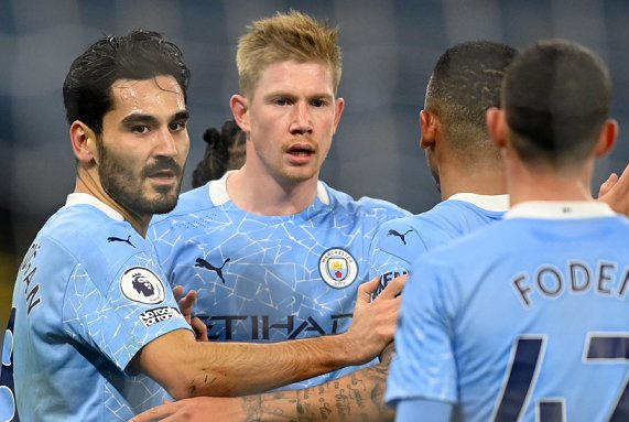 Picture for Man City midfielder Tommy Doyle scores in Hamburg win