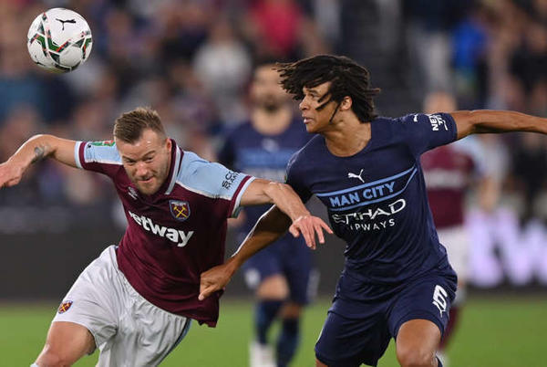 Picture for League Cup: West Ham uses penalties to end Man City's 4-year reign