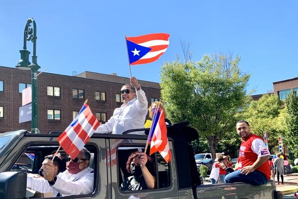 Picture for PHOTOS: 2nd Annual Puerto Rican Parade in downtown Reading