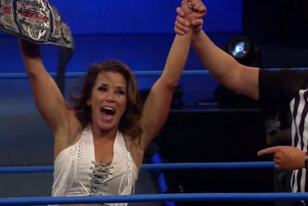 Picture for Mickie James Explains Why IMPACT Knockouts Title Win Meant So Much At Bound For Glory