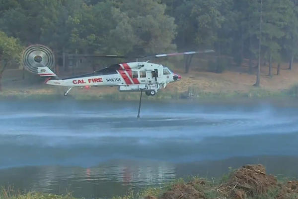 Picture for Containment Grows Against River Fire, Some Evacuation Orders Lifted