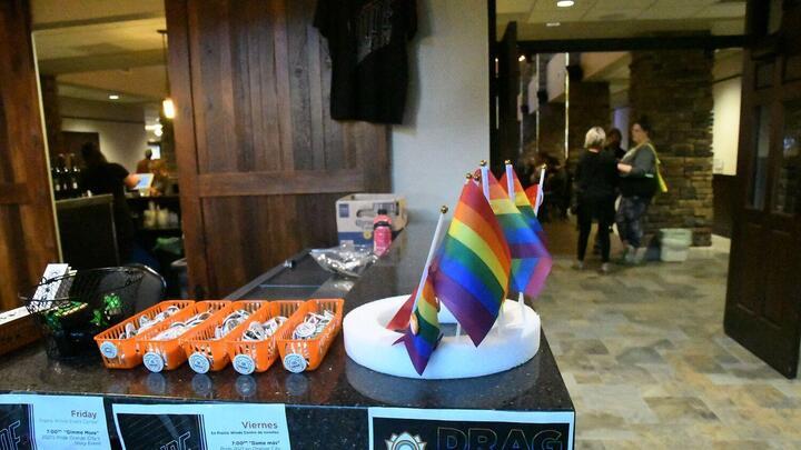 Cover for Pride Orange City affirms LGBTQ community