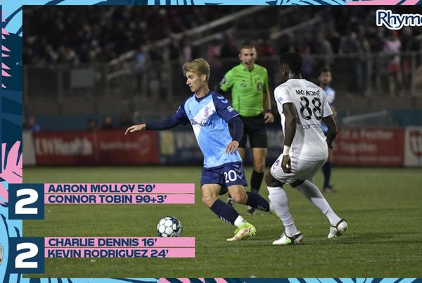 Picture for Forward Madison Fights Hard but Falls Short Against FC Tucson