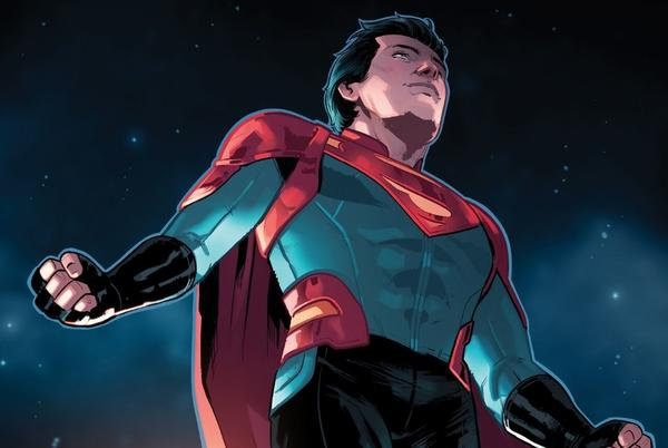 Picture for How New Superman Slogan Finally Lets Him Be a Man of Tomorrow