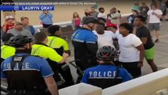 """Cover for Black teenagers arrested for vaping on Ocean City boardwalk speak out: """"We are glad we came out alive"""""""