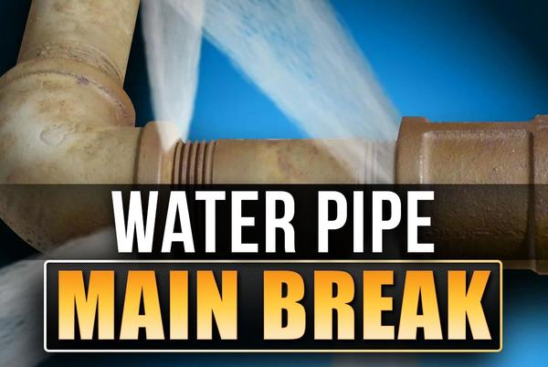 Picture for Fayetteville police, fire department report water main break, ask residents to conserve water