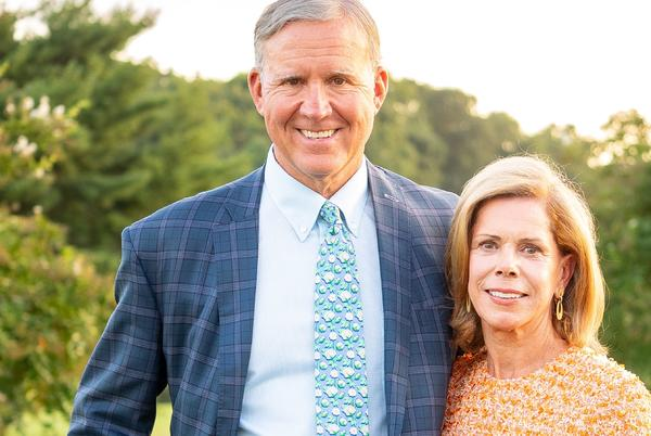 Picture for Pam Warlick honored with 2021 Allen H. Sims Award by Gaston Community Foundation