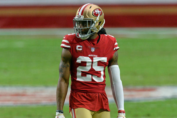 Picture for 49ers won't rule out signing CB Richard Sherman