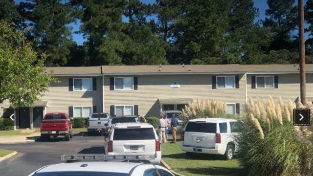 Cover for Family of four dead in apparent murder-suicide at South Carolina apartment complex