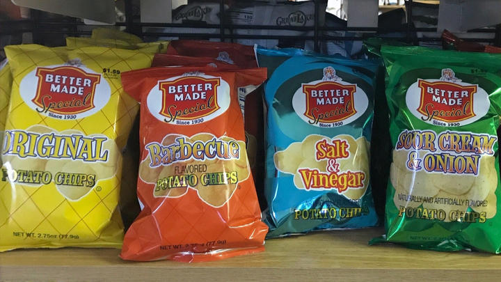 Cover for Better Made Snack Food Company Celebrates 91 Years Of Business